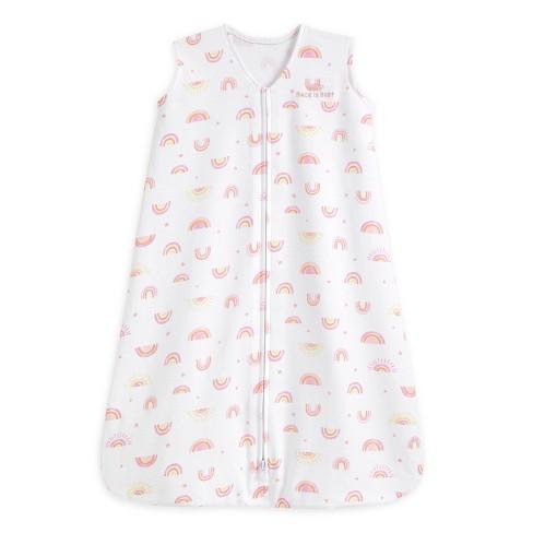 HALO SleepSack 100% Cotton Wearable Blanket - Girl - image 1 of 3