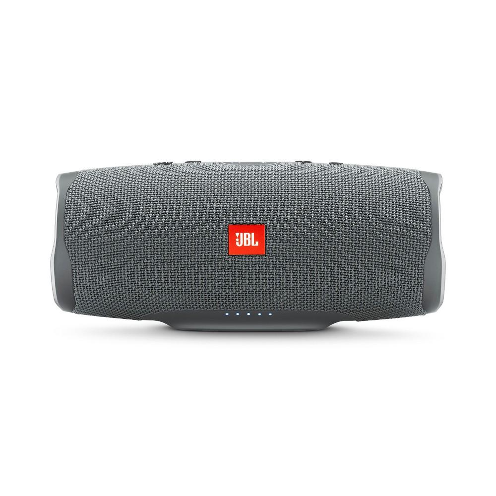 Jbl Charge 4 Bluetooth Wireless Speaker - Gray Jbl Charge 4 Bluetooth Wireless Speaker - Gray