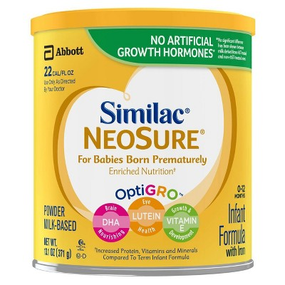 Similac NeoSure Infant Formula with Iron Powder - 13.1oz