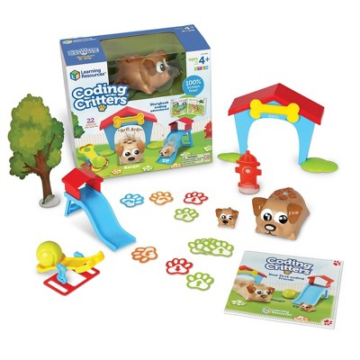 Learning Resources Coding Critters Ranger and Zip