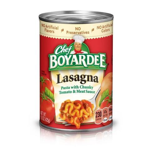 Chef Boyardee Lasagna 15 oz - image 1 of 1