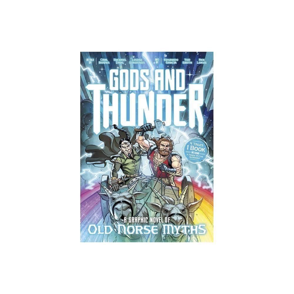 Gods And Thunder By Carl Bowen Michael Dahl Louise Simonson Paperback