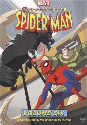 The Spectacular Spider-Man, Vol. 6 (DVD)