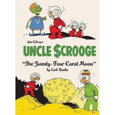 Walt Disney's Uncle Scrooge - (Complete Carl Barks Disney Library) by  Carl Barks (Hardcover) - image 1 of 1