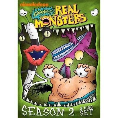 Aaahh!!! Real Monsters: Season 2 (DVD)(2012)