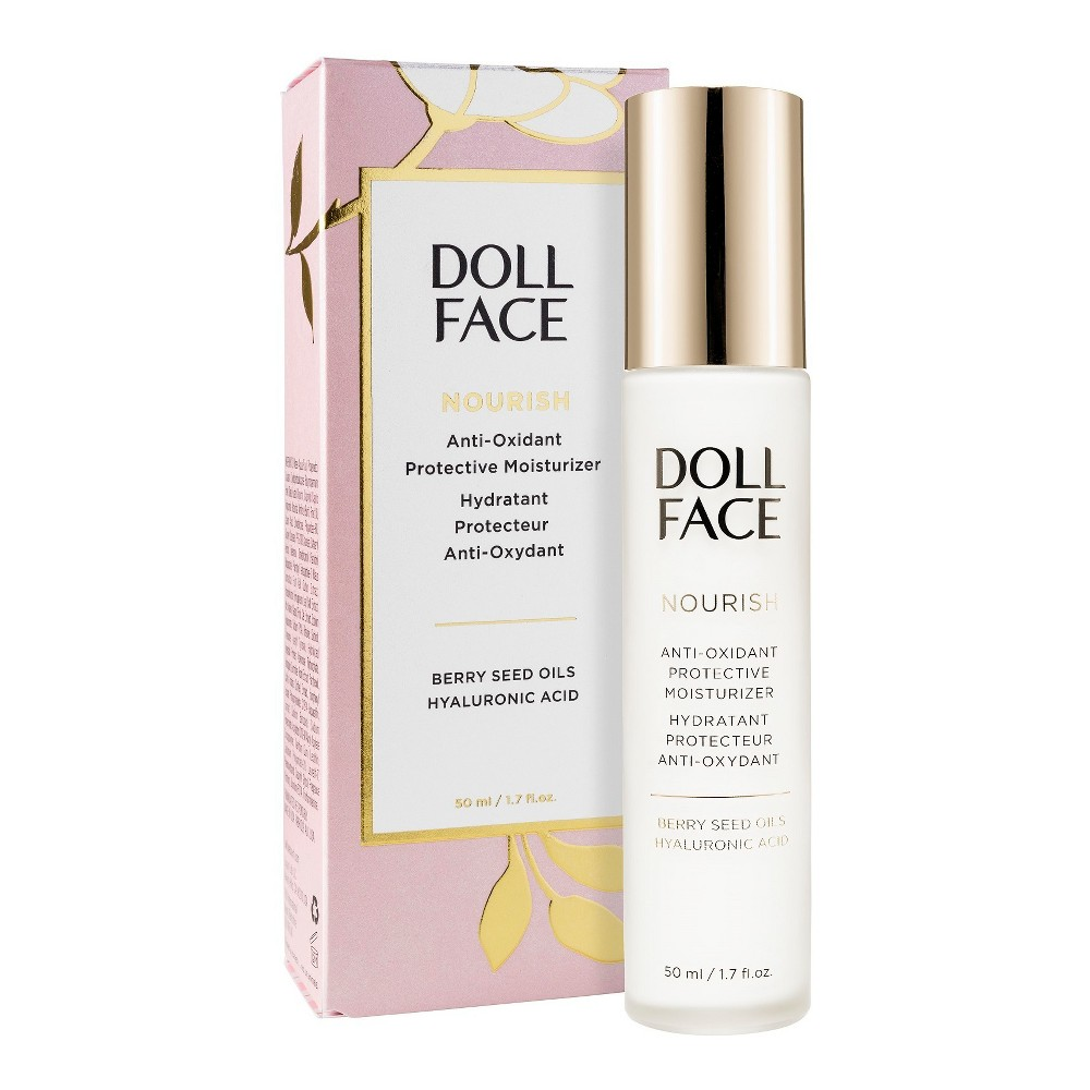 Image of Doll Face Nourish Anti-Oxidant Protective Moisture Lotion - 1.7 fl oz