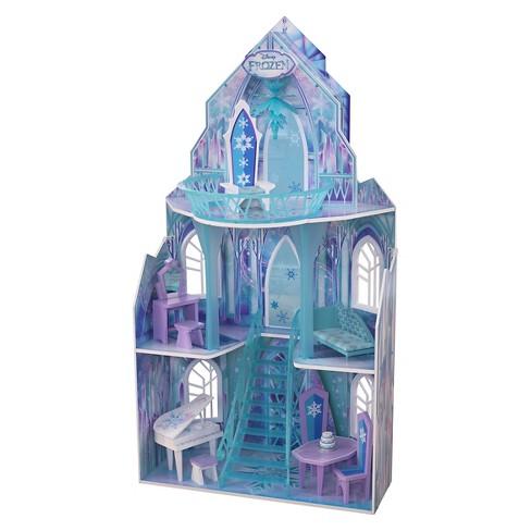 KidKraft Disney Frozen Ice Castle Dollhouse - image 1 of 4
