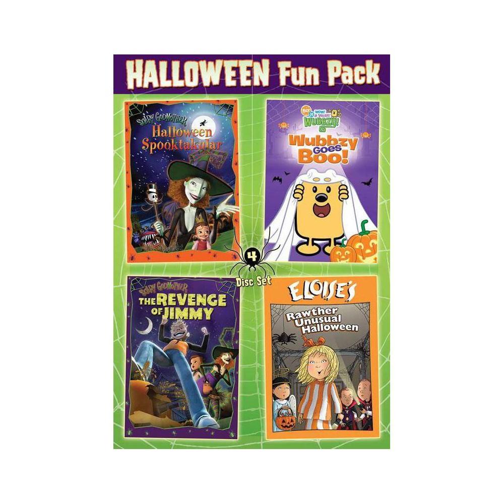 Halloween Fun Pack (DVD) movies Buy