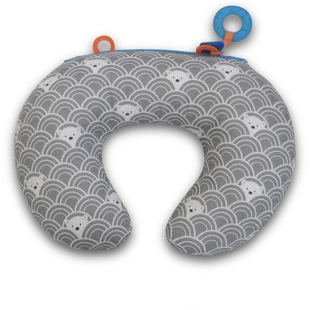 Boppy Sea Explorers Tummy Time Pillow, Mltclr