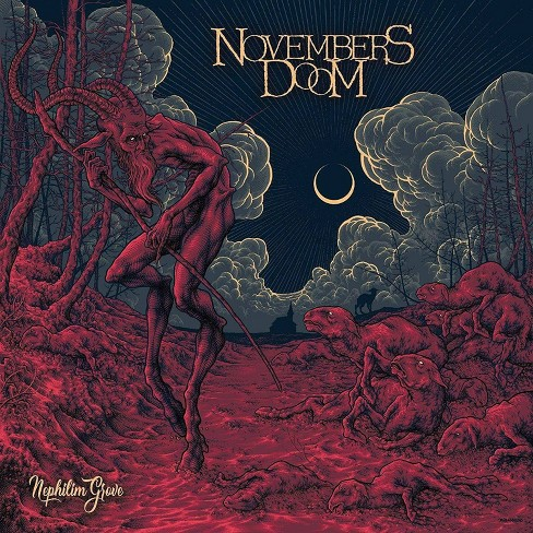 Novembers doom - Nephilim grove (CD) - image 1 of 1