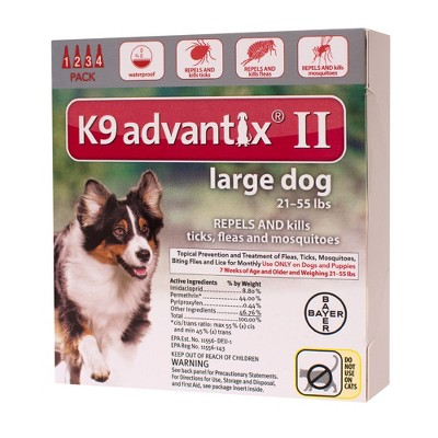 K9 AdvantixR II Pet Insect Treatment For Dogs Target