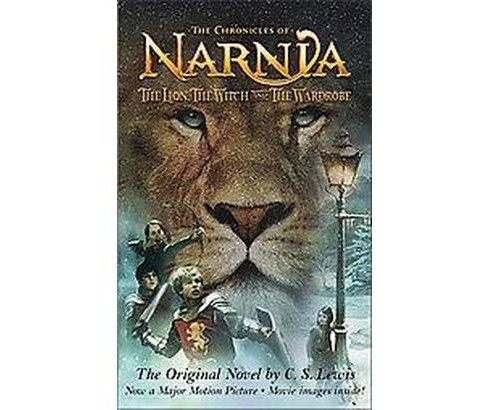 Lion, the Witch and the Wardrobe (Paperback) (C. S. Lewis) - image 1 of 1