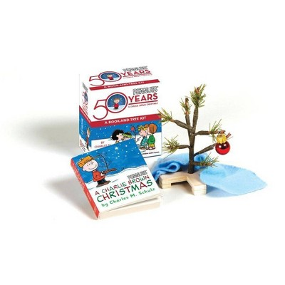 A Charlie Brown Christmas Kit - (Peanuts (Running Press)) by  Charles M Schulz (Mixed media product)