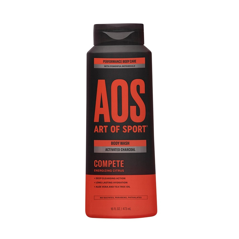 Image of Art of Sport Compete Body Wash - 16oz