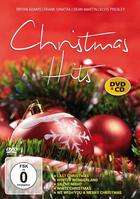 Christmas hits (DVD) - image 1 of 1