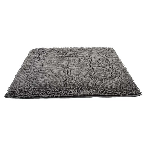 Pet Rug - M - Gray - Boots & Barkley™ - image 1 of 2
