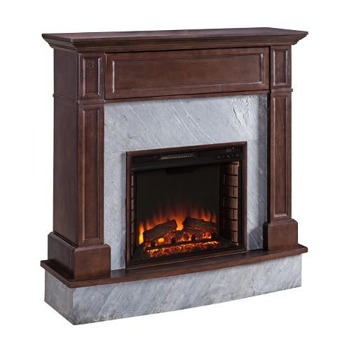 Holsten Stone Media Fireplace - Aiden Lane - image 1 of 4