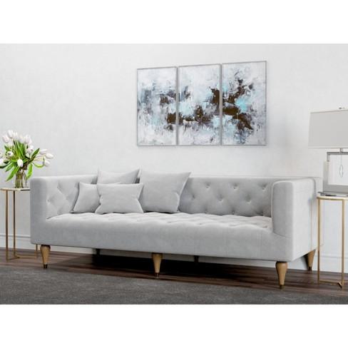 Alan Modern Tufted Sofa - AF Lifestyle - image 1 of 1