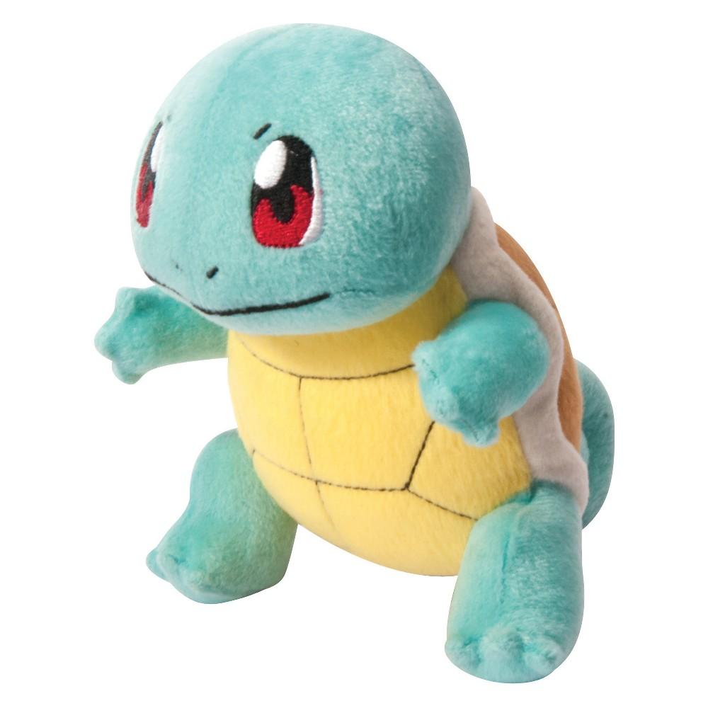 Pokemon Plush Squirtle 8, Stuffed Animals