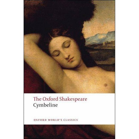 Cymbeline - (Oxford World's Classics (Paperback)) by  William Shakespeare (Paperback) - image 1 of 1