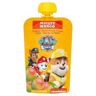 PAW Patrol Mighty Mango Organic Blended Fruit Snack - 3.5oz