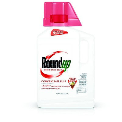 Roundup Weed and Grass Killer Concentrate - 0.5gal