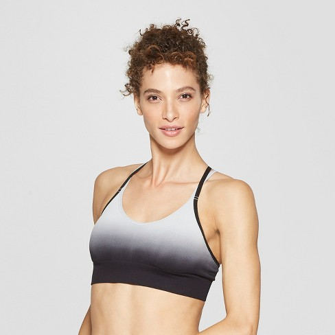 10eefe82d50 Women s Seamless Padded Strappy Cami Sports Bra - C9 Champion®