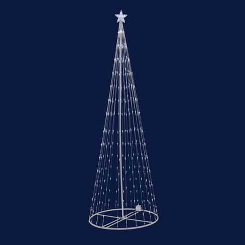 Vickerman 4' Christmas Show Tree with 152 Warm White LED Lights - image 1 of 1