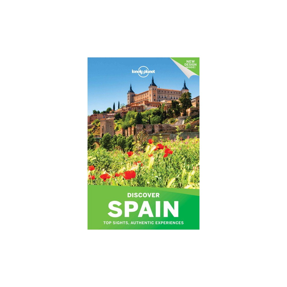 Lonely Planet Discover Spain (Paperback)
