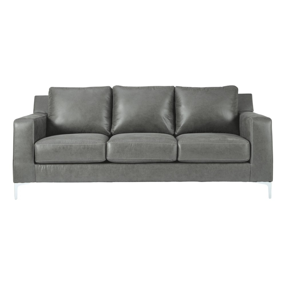 Ryler Sofa Charcoal Gray - Signature Design by Ashley