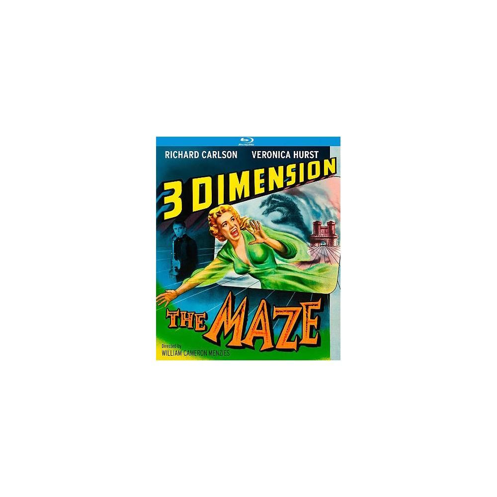 Maze 3d (Blu-ray), Movies