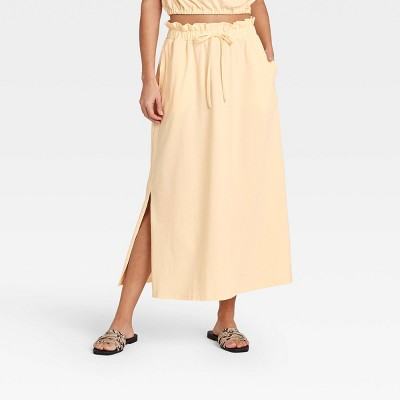 Women's Midi Skirt - Who What Wear™