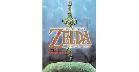 Legend of Zelda : A Link to the Past (Paperback) (Shotaro Ishinomori) - image 1 of 1