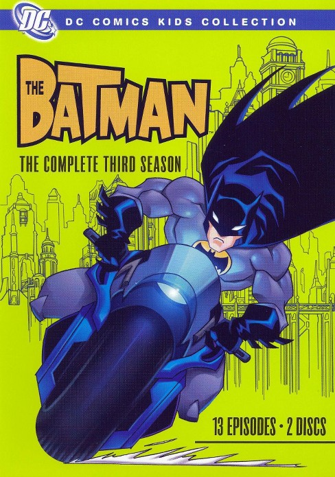 The Batman: The Complete Third Season [2 Discs] - image 1 of 1