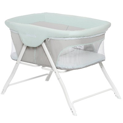 Dream On Me Traveler Portable Bassinet - Sky Blue