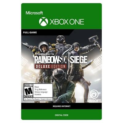 Tom Clancy's Rainbow Six Siege: Deluxe Edition - Xbox One (Digital)