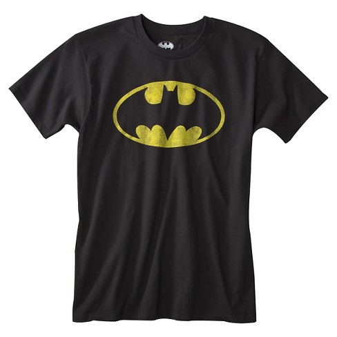 Mens Batman Short Sleeve Shield T Shirt Target