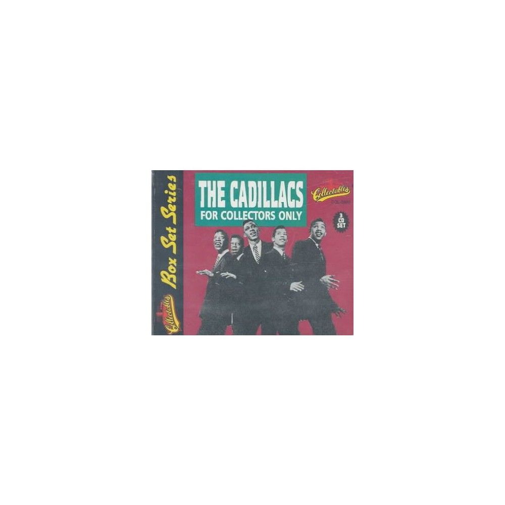 Cadillacs - For Collectors Only Box Set/3cd Set (CD)
