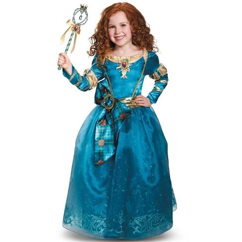 Brave Merida Prestige Child Costume - image 1 of 1