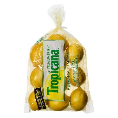 Tropicana Premium Lemons - 2lb Bag