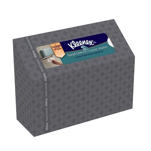 kleenex single sheet white hand paper towels 60ct target