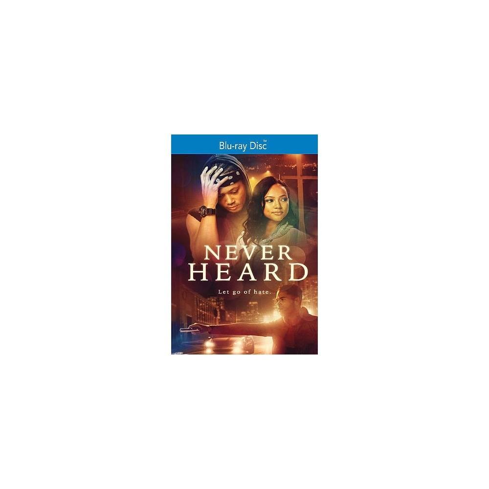 Never Heard (Blu-ray), Movies