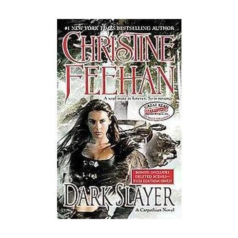 Dark Slayer (Reprint) (Paperback) by Christine Feehan - image 1 of 1