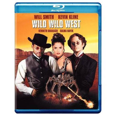 Wild Wild West (Blu-ray) - image 1 of 1