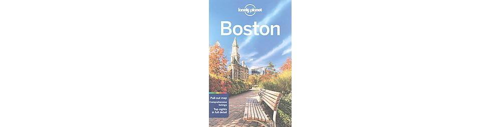 Lonely Planet Boston (Paperback) (Mara Vorhees)