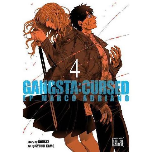 Gangsta: Cursed., Vol. 4 - (Paperback) - image 1 of 1