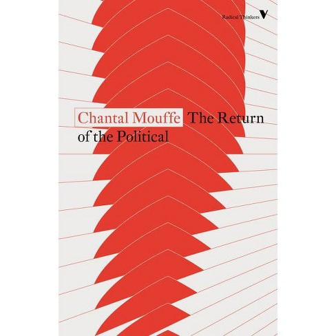 The Return of the Political - by  Chantal Mouffe (Paperback) - image 1 of 1