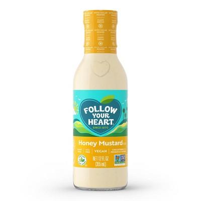 Follow Your Heart Vegan Honey Mustard Salad Dressing - 12oz