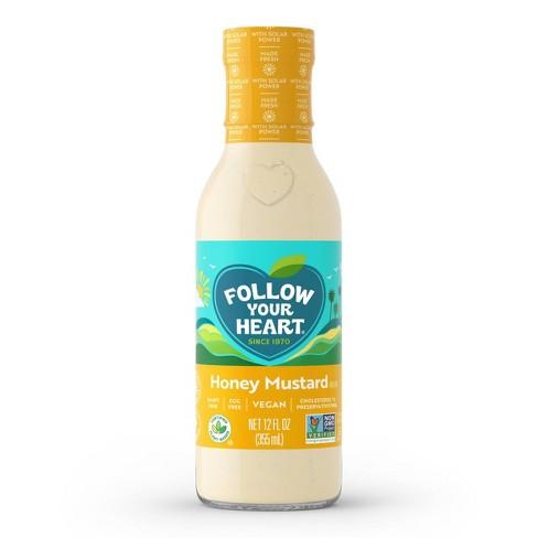 Follow Your Heart Vegan Honey Mustard Salad Dressing - 12oz - image 1 of 4