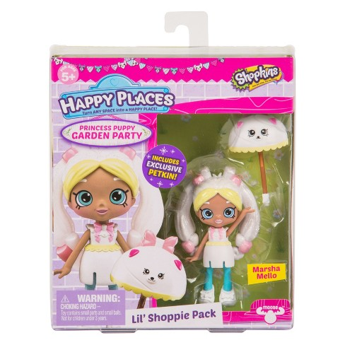 Happy Places™ Shopkins® Lil' Shoppie Doll - Marsha Mellow - image 1 of 5